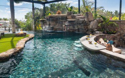 Des piscines dignes de Lagoon Master